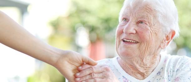 Assistente agli anziani
