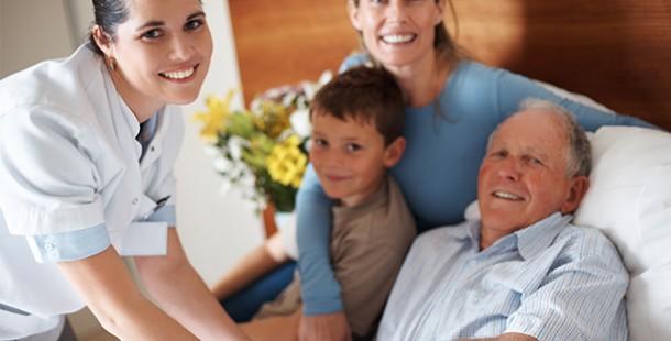 Emilia-Romagna: meno ricoveri, più assistenza domiciliare