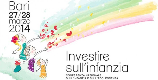 Investire sull'infanzia: a Bari, esperti e istituzioni a confronto